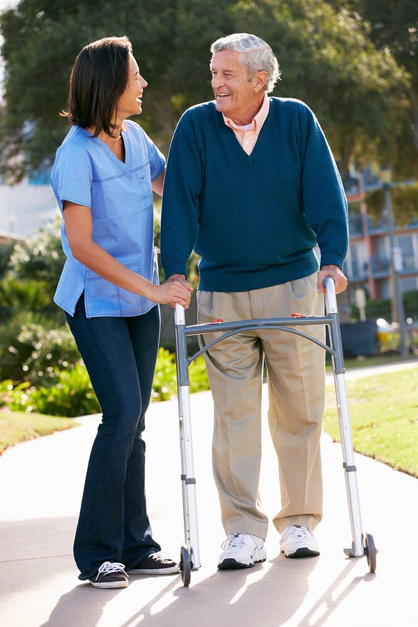 Our Caregivers Are Our Strength